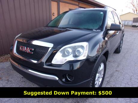 2011 GMC ACADIA SL  Bay City MI