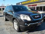 2011 GMC ACADIA SLE AWD, WARRANTY, REMOTE START, SUNROOF, HEATED SEATS, 3RD ROW, BACKUP CAM, POWER LIFTGATE,TOW PKG!