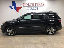 2011_GMC_Acadia_Denali AWD GPS Navi Backup Camera Sunroof Leather Rear Entertainment_ Mansfield TX