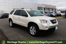 2011 GMC Acadia SLE South Burlington VT