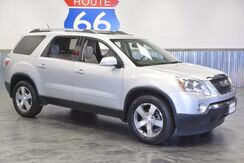 2011_GMC_Acadia_SLT1 AWD! HEATED LEATHER! ALLOYS! SUNROOF! 3RD ROW!_ Norman OK