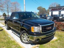 2011_GMC_SIERRA_1500 SLE EXT CAB 4X4,WARRANTY, BED LINER, TOW PKG, BLUETOOTH, BACKUP CAM, TONNEAU COVER, ONSTAR,A/C!_ Norfolk VA