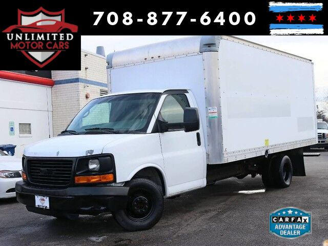 2011 GMC Savana G3500 Box Truck Bridgeview IL