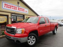 GMC Sierra 1500 SLE Ext. Cab 4WD Long Bed 2011