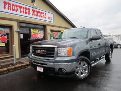 2011 GMC Sierra 1500 SLE Ext. Cab 4WD Middletown OH