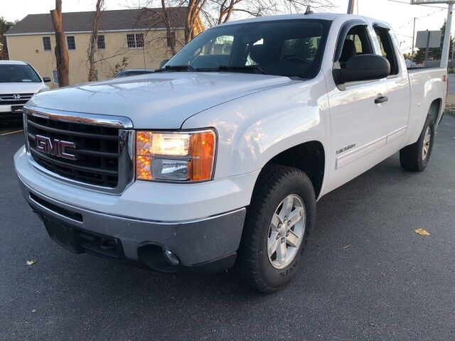 2011 GMC Sierra 1500 SLE North Reading MA