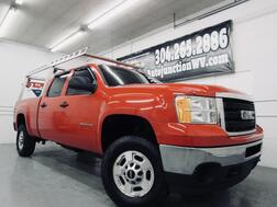 2011_GMC_Sierra 2500_4X4 HD W/ Adjustable Aluminum Ladder Rack_ Grafton WV