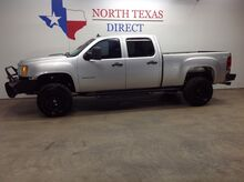 2011_GMC_Sierra 2500HD_SLE 4x4 Crew Short Bed XD Wheels Touch Screen Ranch Hands_ Mansfield TX