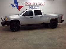 GMC Sierra 2500HD SLE 4x4 Crew Short Bed XD Wheels Touch Screen Ranch Hands 2011