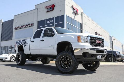 2011_GMC_Sierra 2500HD_SLE Crew Cab 4WD_ Chantilly VA