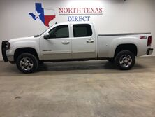 GMC Sierra 2500HD SLT 4x4 Gps Navigation Heated Leather Back Up Cam Crew Cab 2011