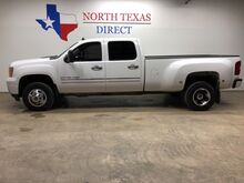 2011_GMC_Sierra 3500HD_Denali DRW 4X4 Diesel GPS Rear Entertainment TV DVD_ Mansfield TX