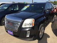 GMC TERRAIN 4 DOOR WAGON 2011