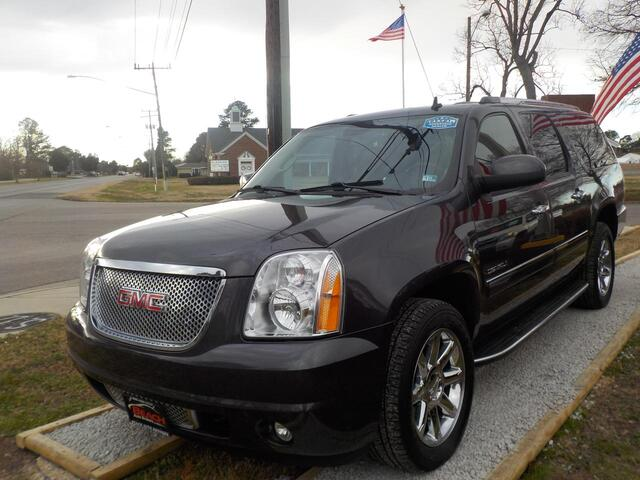 2011 GMC YUKON XL DENALI, BUYBACK GUARANTEE, WARRANTY, LEATHER, 3RD ROW, BACKUP CAM,FULLY LOADED, ONLY 1 OWNER!!!!! Norfolk VA
