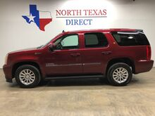 2011_GMC_Yukon_Hybrid SLT Heated Leather Camera Rear Entertainment_ Mansfield TX