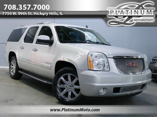 2011 GMC Yukon XL Denali 2 Owner Nav Roof Rear Entertainment Loaded Hickory Hills IL