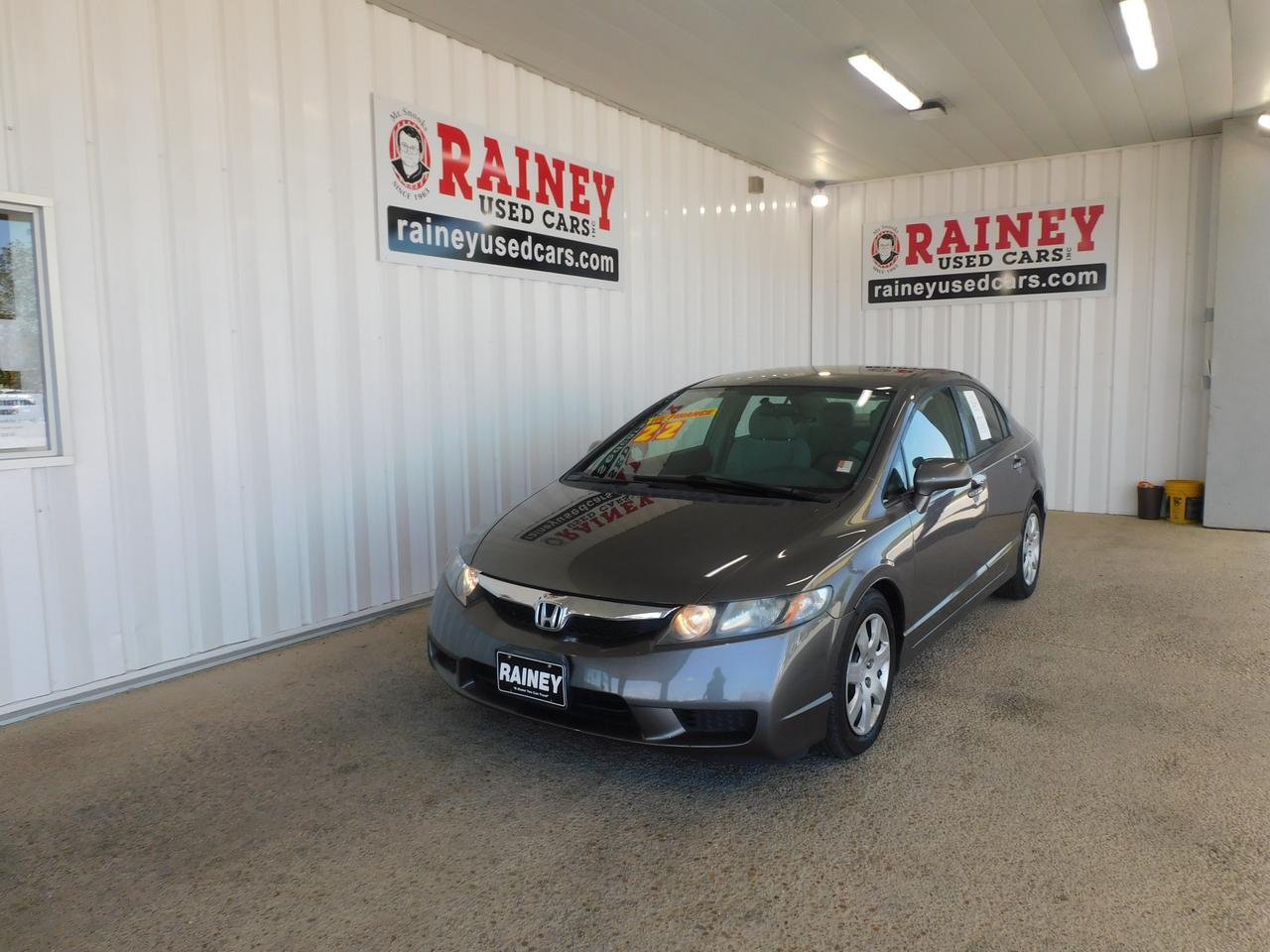 2011 HONDA CIVIC US LX Moultrie GA