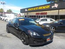 2011_HYUNDAI_GENESIS_R SPEC, BUYBACK GUARANTEE, WARRANTY, MANUAL, SATELLITE RADIO, KEYLESS ENTRY, LEATHER, GORGEOUS!!!_ Norfolk VA