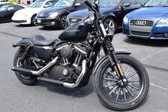 2011_Harley-Davidson_Sportster_Iron 883_ Easton PA
