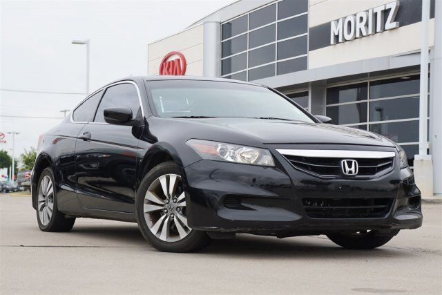 2011 Honda Accord Cpe EX-L Fort Worth TX