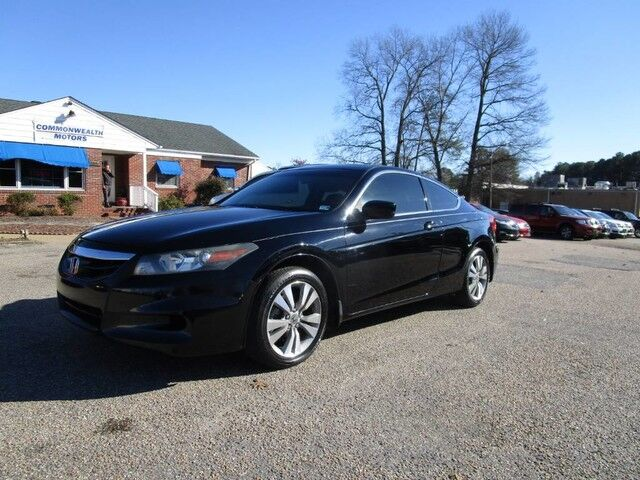 2011 Honda Accord Cpe EX-L Richmond VA