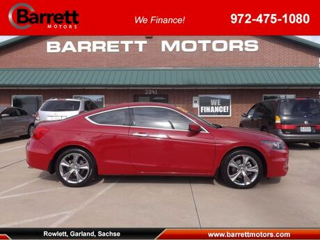 2011 Honda Accord Cpe EX-L Garland TX