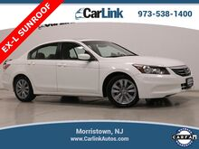 2011_Honda_Accord_EX-L_ Morristown NJ