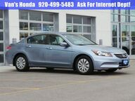 2011 Honda Accord Sdn LX Green Bay WI
