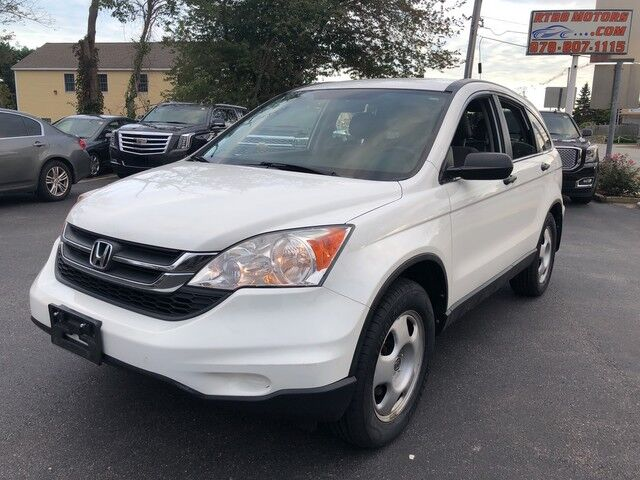 2011 Honda CR-V LX North Reading MA