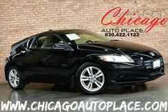 2011_Honda_CR-Z_EX - 1.5L I-VTEC I4 HYBRID ENGINE 6 SPEED MANUAL FRONT WHEEL DRIVE NAVIGATION XENONS BLUETOOTH_ Bensenville IL