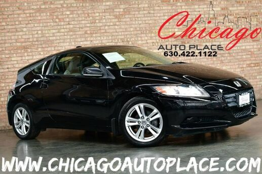 2011 Honda CR-Z EX - 1.5L I-VTEC I4 HYBRID ENGINE 6 SPEED MANUAL FRONT WHEEL DRIVE NAVIGATION XENONS BLUETOOTH Bensenville IL