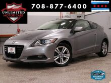 2011_Honda_CR-Z_EX_ Bridgeview IL