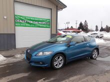 2011_Honda_CR-Z_EX CVT w/ Navigation_ Spokane Valley WA