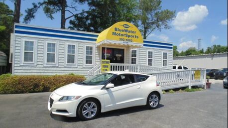 2011_Honda_CR-Z_HYBRID_ Wilmington NC