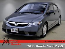 2011_Honda_Civic_DX-G_ Moncton NB