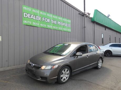 2011 Honda Civic LX Sedan 5-Speed AT Spokane Valley WA