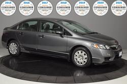 Honda Civic Sdn DX-VP 2011