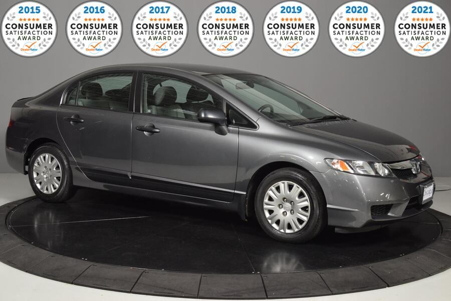 2011_Honda_Civic Sdn_DX-VP_ Glendale Heights IL