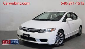 Honda Civic Sdn EX Sedan 5-Speed AT 2011