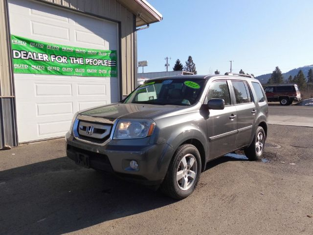 2011 Honda Pilot EX-L 4WD 5-Spd AT with Navigation Spokane Valley WA