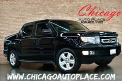2011_Honda_Ridgeline_RTL - 4WD NAVI LEATHER HEATED SEATS SUNROOF BED LINER CLEAN CARFAX_ Bensenville IL