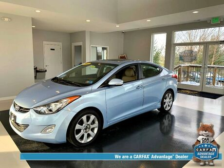 2011 Hyundai Elantra GLS Leather Manchester MD