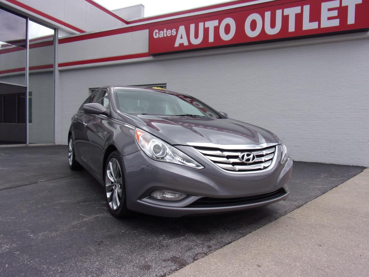 Vehicle Details 2011 Hyundai Sonata Richmond Gates Honda