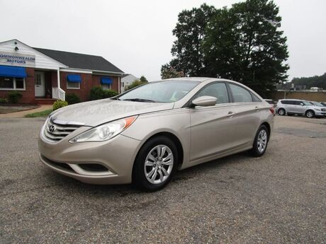 2011 Hyundai Sonata GLS Richmond VA