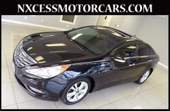 2011_Hyundai_Sonata_LIMITED AUTO LEATHER BACK-UP CAMERA 1-OWNER._ Houston TX