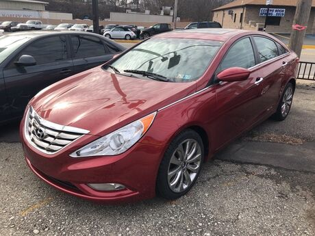 2011 Hyundai Sonata Ltd North Versailles PA