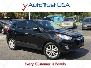 Hyundai Tucson Limited Navigation Leather Pano Roof AWD Fully Loaded 2011