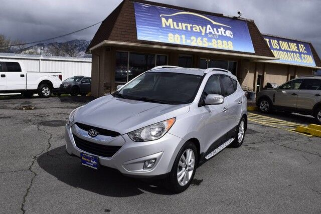 2011 Hyundai Tucson Limited PZEV Murray UT