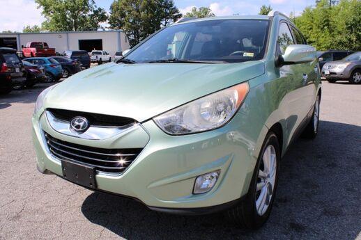 2011 Hyundai Tucson Limited PZEV Richmond VA