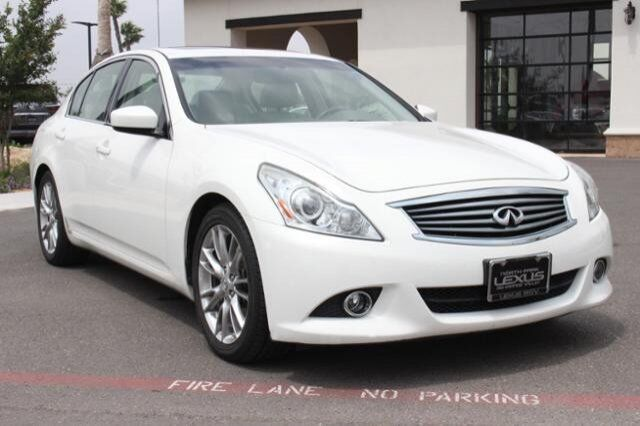 2011 INFINITI G37 Sedan Journey San Antonio TX